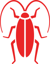 red roach icon