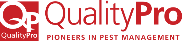 quality pro pest management certification red icon