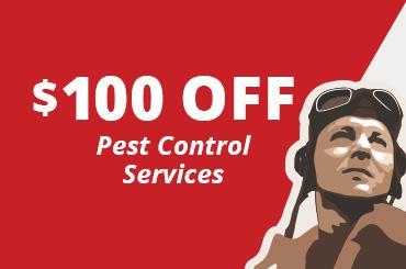 Raleigh Pest Control Coupon